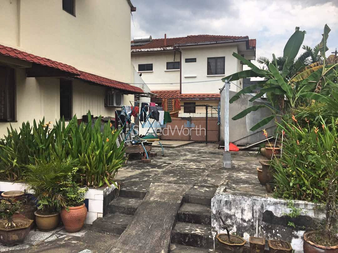 Jalan Telawi, Bangsar2